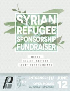 Refugee Funderraiser